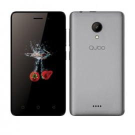 Smartphone Qubo Liber 8gb 1g Gris