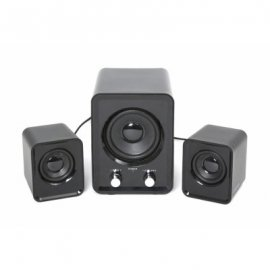 Altavoces Omega Multimedia 2.1 Speakers 150w Og21ub