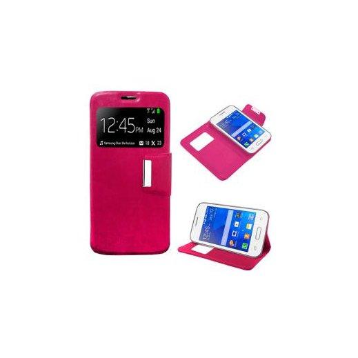 Funda Libro Samsung Galaxy A3 Rosa - Foto 1