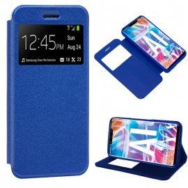 Funda Libro Huawei Mate 20 Lite Azul