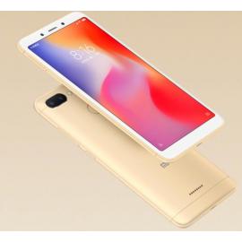 Xiaomi Redmi 6 Dorado 3ram 32 Almacenamiento