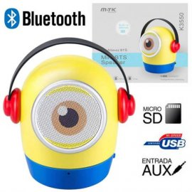 Altavoz Mtk K3550 Mini Bts Speaker Miniom