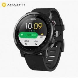 Xiaomi Smartwatch Inteligente Amazfit Pace Negro