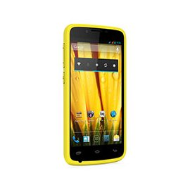 Funda Black Cover Bq Aquaris 5 Hd Amarillo
