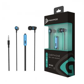 Auriculares con Cable Earphone Np-j142