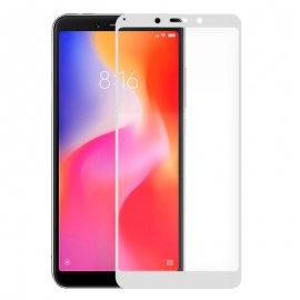 Protector Cristal Templado Xiaomi Redmi 6a Blanco