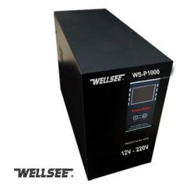 Inversor Convertidor 12v a 220v 1000w Onda Pura Weellsee