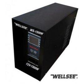Inversor Convertidor 12v a 220v 2000w Onda Pura Wellsee