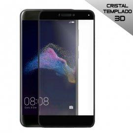 Protector Cristal Templado Huawei P20 Lite 3d Negro