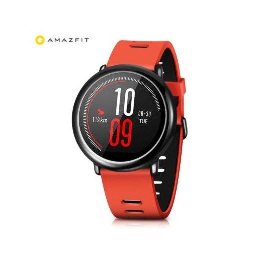 Xiaomi Smartwatch Inteligente Amazfit Pace Rojo - Foto 1