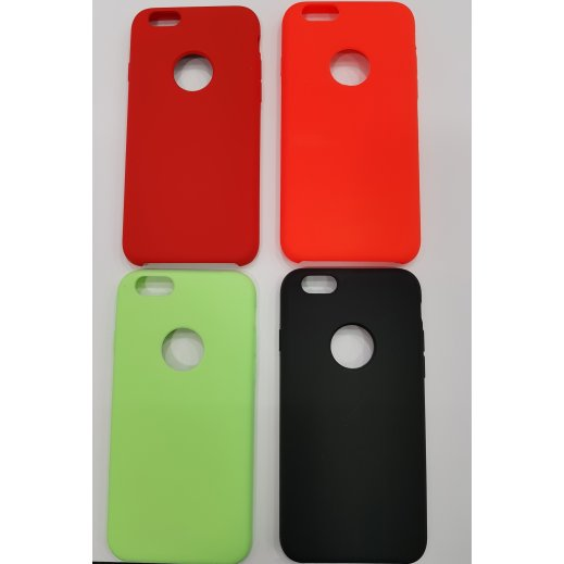 Funda Rigida Iphone 6 6s Plus Colores - Foto 1