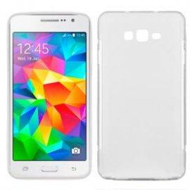 Funda Silicona Samsung Galaxy Grand Prime Transparente