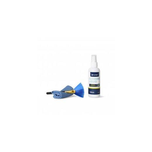 Kit de Limpieza Pantallas Lcd y Tactiles 100ml +paño Microfibra - Foto 1