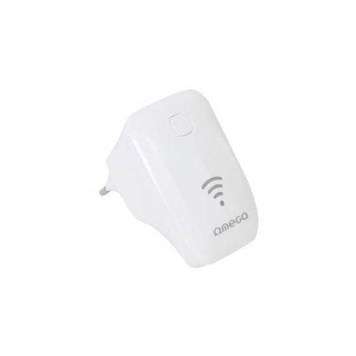 Repetidor Wifi 300mbps 2*2dbi Smart Omega - Foto 1