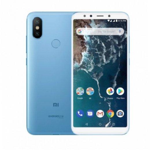 Xiaomi Mi A2 4 X 64gb Azul - Foto 1