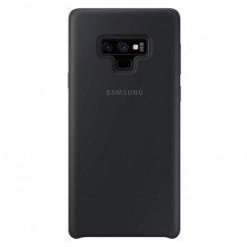 Funda Silicona Samsung Note 9 Negra