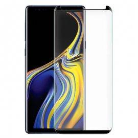 Protector Cristal Templado Samsung Note 9 3d Negro