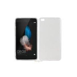 Funda Silicona Huawei P8 Lite Transparente