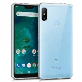 Funda Silicona Xiaomi Mi A2 Lite Transparente