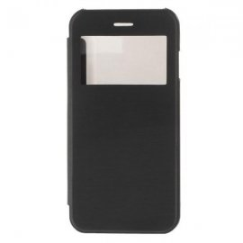 Funda Iphone Negra 6, 4.7 Pulgadas