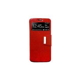 Funda Libro Samsung Galaxy Note 4 Roja