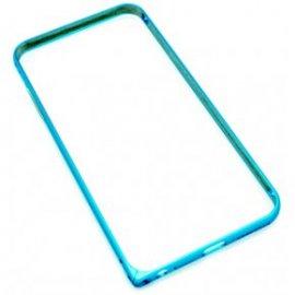 Funda Bumper Metalica Iphone 6g 5.5 Azul