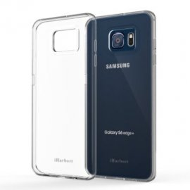 Funda Silicona Samsung Galaxy S6 Edge Plus Transparente
