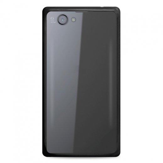 Funda Silicona Sony Xperia Z4 Negro - Foto 1