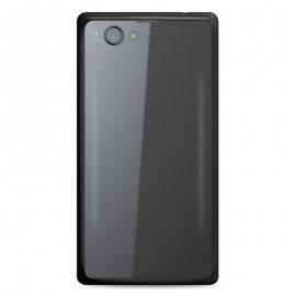 Funda Silicona Sony Xperia Z4 Negro