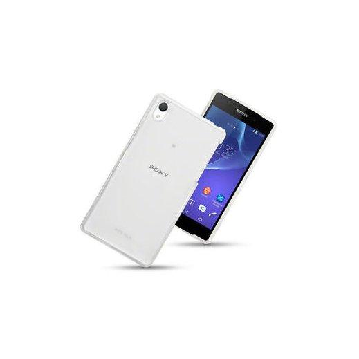 Funda Silicona Sony Xperia Z4 Transparente - Foto 1
