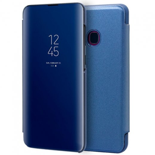Funda Flip View Samsung A405/a40 Azul - Foto 1