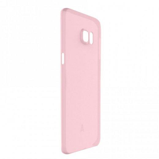 Funda Silicona Samsung Galaxy S6 Edge Plus Roja - Foto 1
