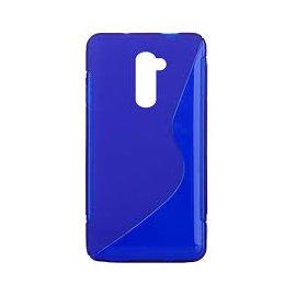 Funda Silicona Lg L Fino Azul