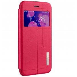 Funda Flip Cover Iphone 6 5.5 Roja
