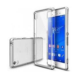 Funda Silicona Sony Xperia Z5 Transparente