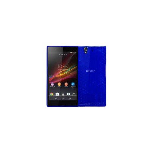 Funda Silicona Sony Xperia Z5 Azul - Foto 1