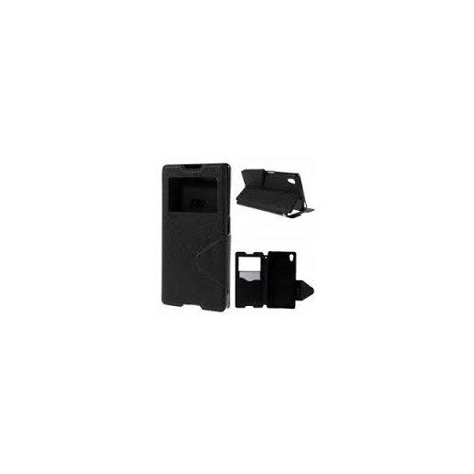 Funda Libro Sony Xperia Z5 Premium Negra - Foto 1