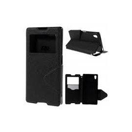 Funda Libro Sony Xperia Z5 Premium Negra