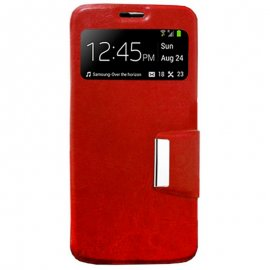 Funda Libro Sony Xperia Z5 Premium Roja