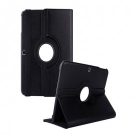 """Funda Tablet Universal Soporte Giratorio 10.1"""" Negra"""
