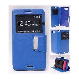 Funda Libro Sony Xperia Z3 Compact Azul