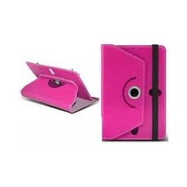 "Funda Libro Tablet Universal 7"" Rosa 3go"