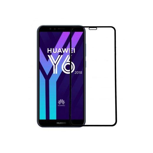 Protector Cristal Templado Huawei Y6 2018 - Foto 1
