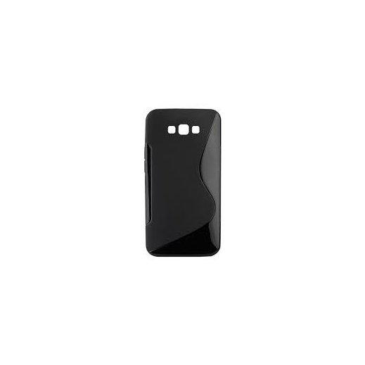 Funda Silicona Samsung Galaxy A5 Negra - Foto 1