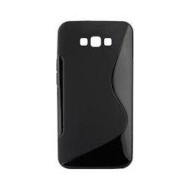 Funda Silicona Samsung Galaxy A5 Negra