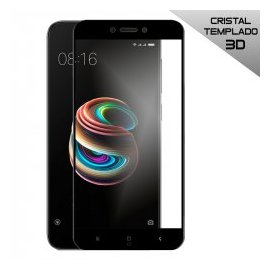 Protector Cristal Templado Xiaomi Redmi 5a
