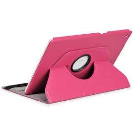 "Funda Tablet Universal Soporte Giratorio 10.1"" Rosa"