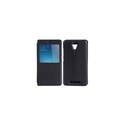 Funda Libro Xiaomi Redmi Note 2 Negra - Foto 1