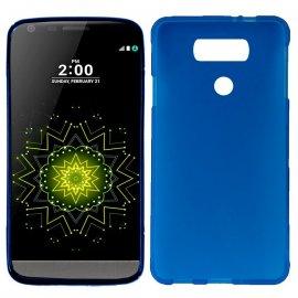 2412funda Silicona Lg G5 Azul