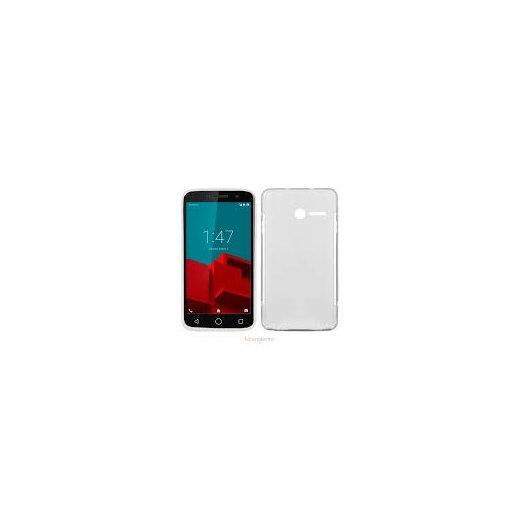 Funda Silicona Transparente Vodafone Smart Prime 6 - Foto 1